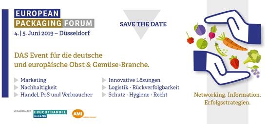 European Packaging Forum Gartenbau Markte Markte Ami